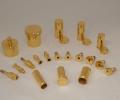 gold plated Purdy gun set