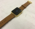 gold plating Apple iwatch (front)