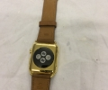 gold plating Apple iwatch (back)