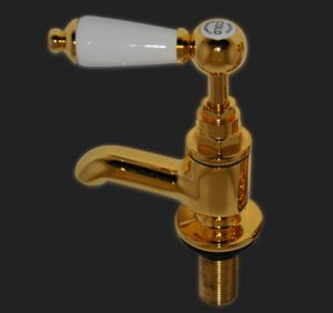 gold electroplating of taps