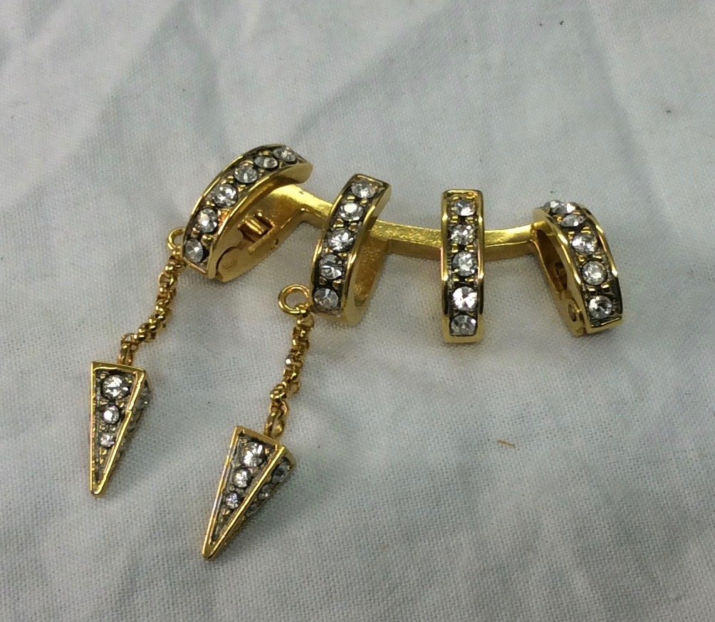 24k gold Indian bridal jewellery plating