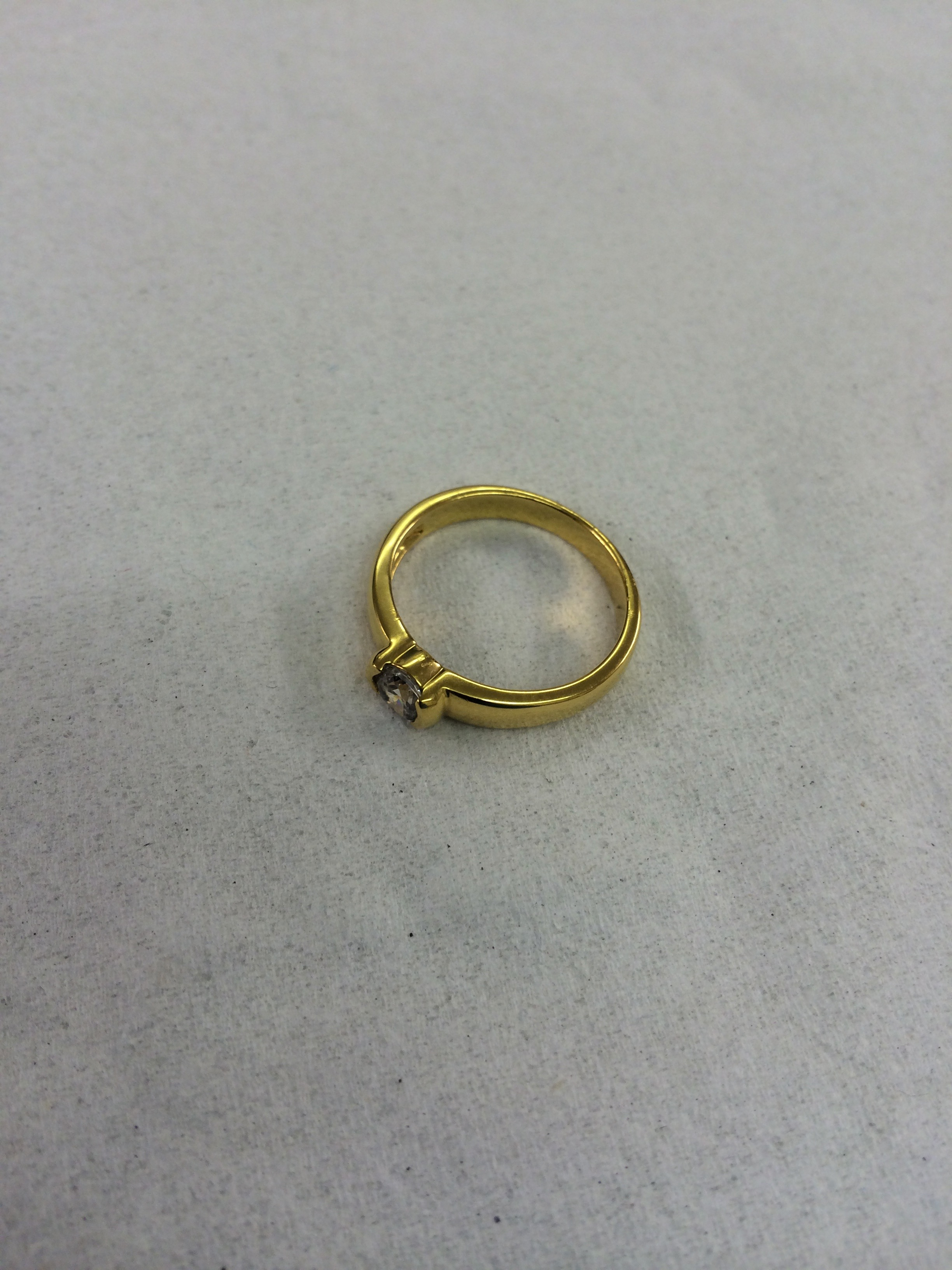gold plating rings