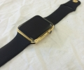 gold plating of an apple iwatch