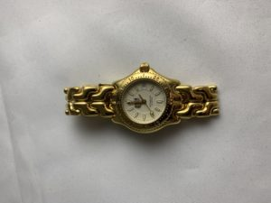 watch after gold electroplating